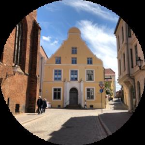 Take Maracke | Standort, Wismar
